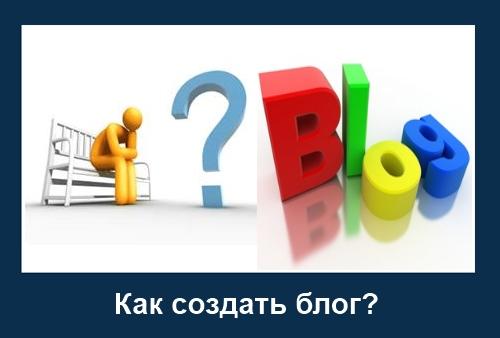 Как создать свой сайт и что для этого надо