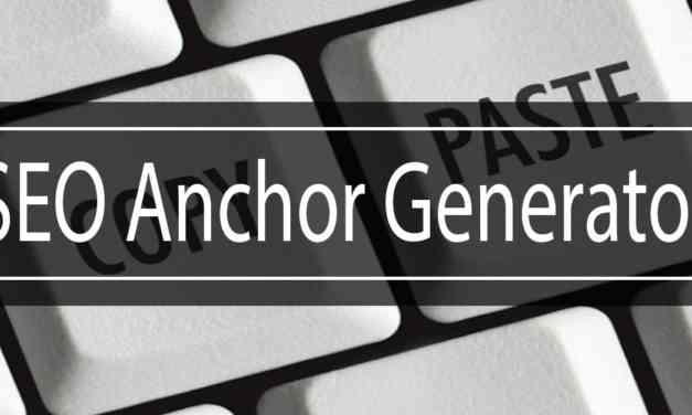 Как размножить статью с помощью SEO Anchor Generator?