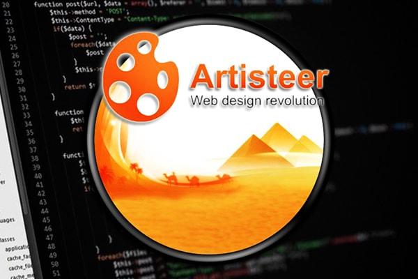 Дизайн сайта своими руками с программой Artisteer
