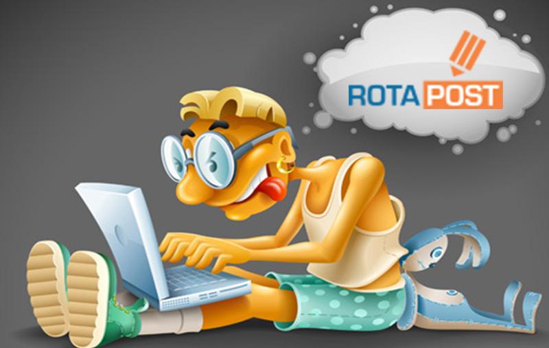 RotaPost — продажа и покупка ссылок с блогов и сайтов
