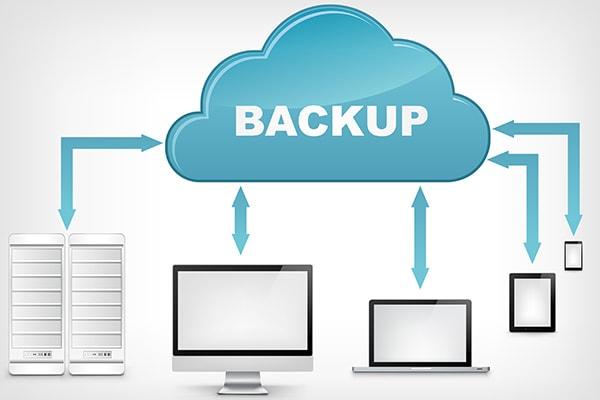 Место для хранения резервных копий: выбираем сервер