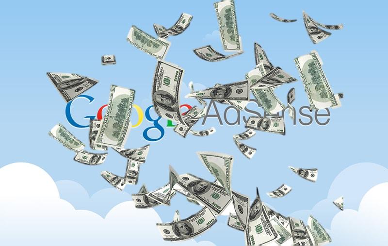 Схема заработка на Google Adsense