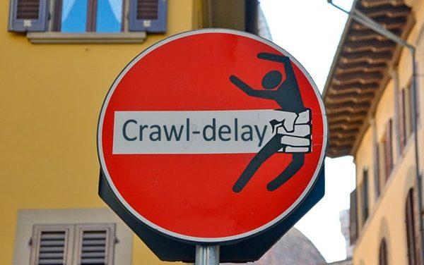 «Скорость обхода» или об изменениях в учёте директивы Crawl-delay
