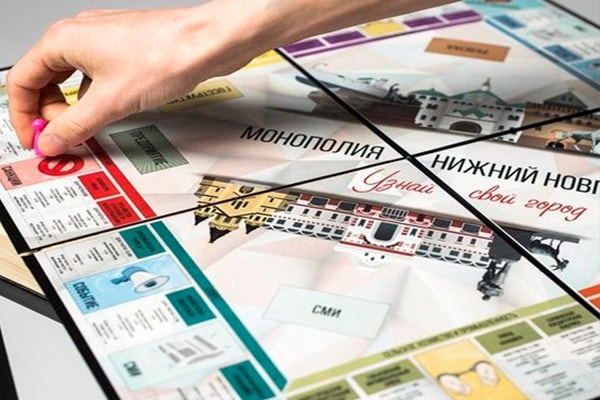 Заработок на играх: Monopoliya