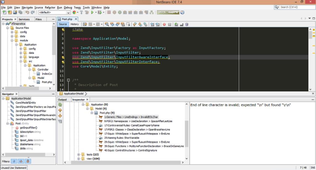 Лучший бесплатный редактор кода: HTML, CSS, PHP, JS и пр.