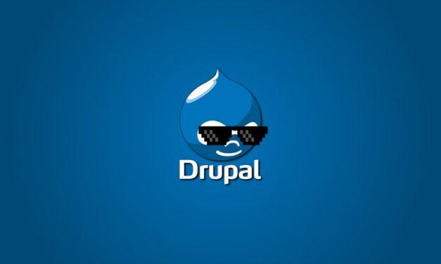 Инструменты для создания сайта: рассмотрим Drupal