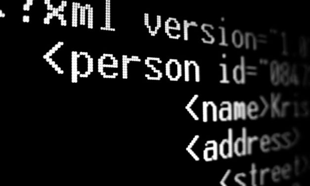 Вывод документа на экран через XML