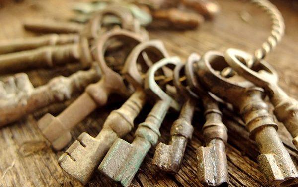 Время собирать ключи и время их использовать