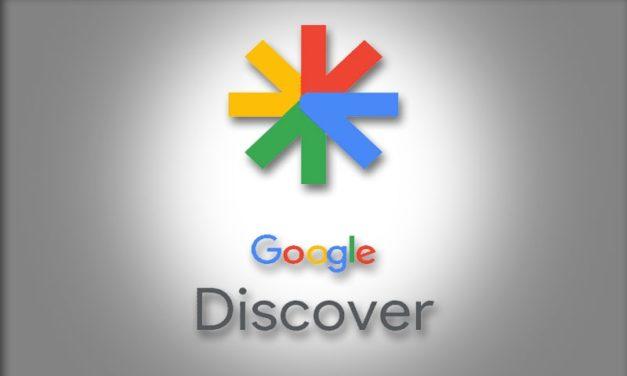 Google Discover как новый источник трафика: что надо знать оптимизатору