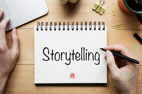 Сторителлинг добрался до текстов о компании и ее продукте